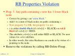rb properties violation34