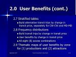 2 0 user benefits cont1