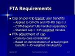 fta requirements1