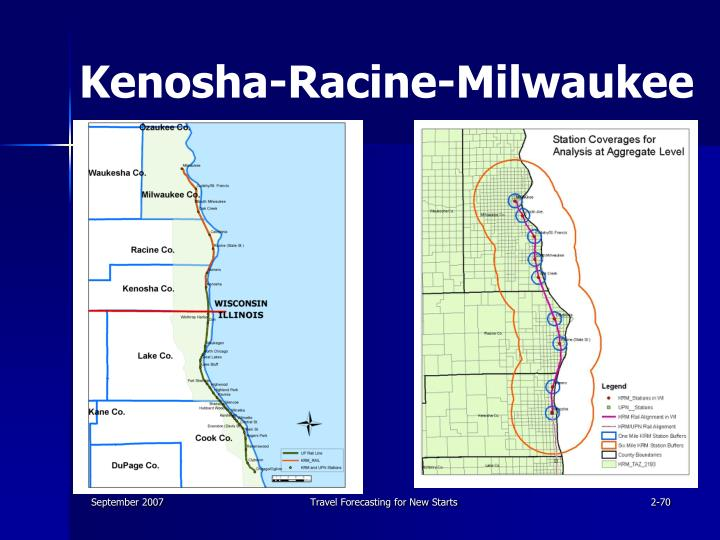Kenosha-Racine-Milwaukee