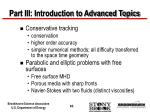 part iii introduction to advanced topics