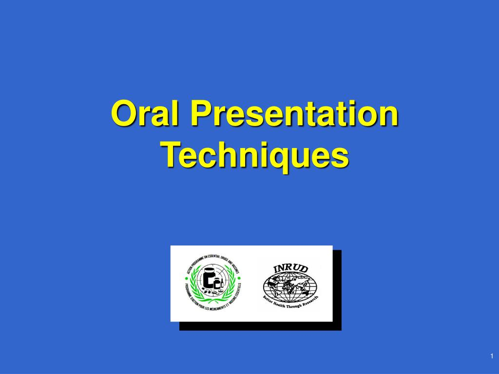 four methods of delivering oral presentation The four methods used in the delivery of oral presentation include memorization, manuscript, impromptu and extemporaneous that can be applied in different situations and to different audiences (speech preparation guideline, 2008.