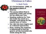 christmas in calico by jack curtis