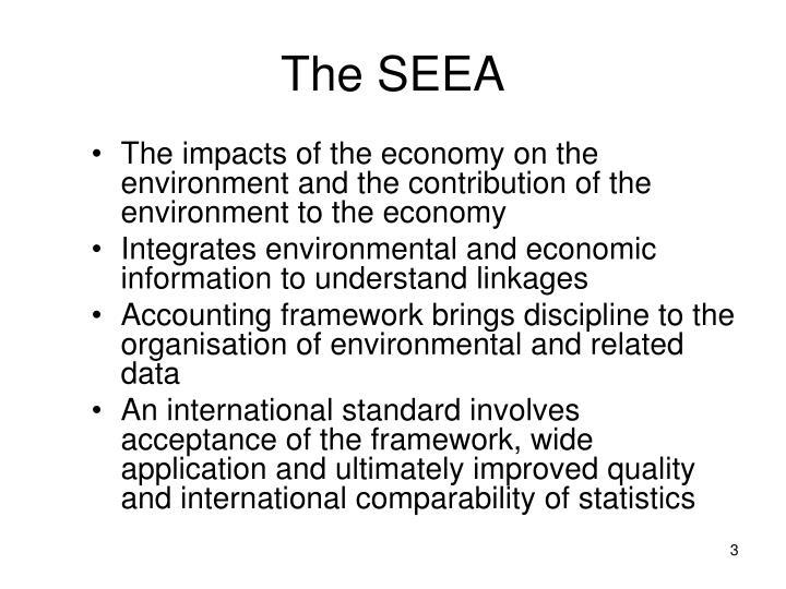 The seea