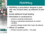 pramming