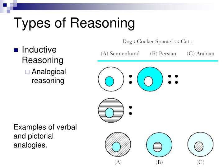Ppt Reasoning Powerpoint Presentation Id497522