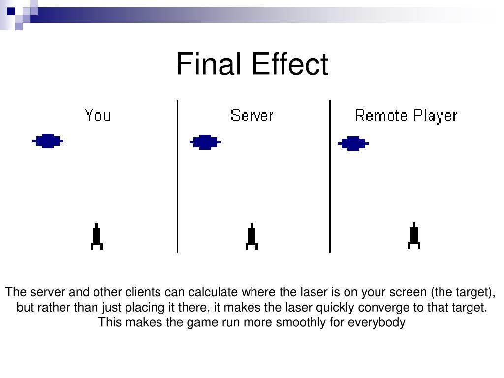 Final Effect