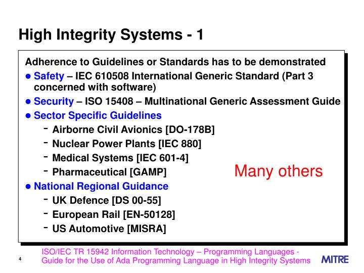 system integrity and validation powerpoint presentation A validation process consists of a series of qualifications of unique processes that make up the complete package process system this total package process system includes the final package design, the materials used in the package, and the ability to sterilize the product inside its package.