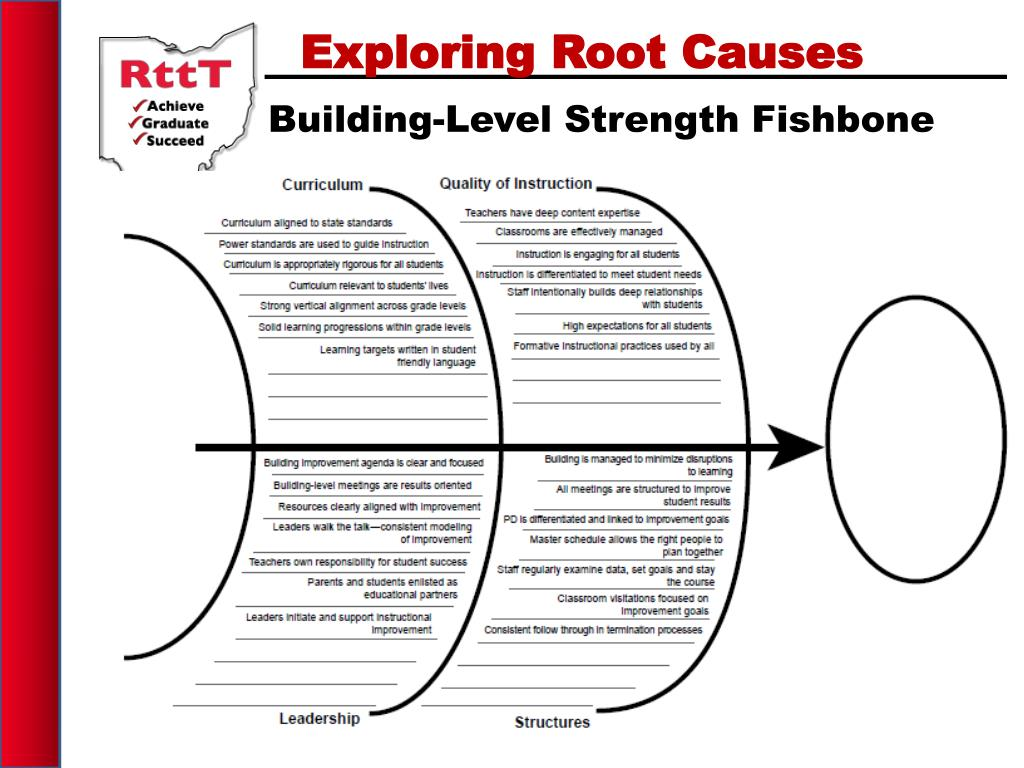 Exploring Root Causes