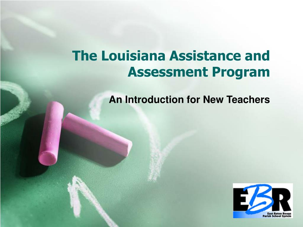 the louisiana assistance and assessment program l.