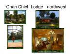 chan chich lodge northwest