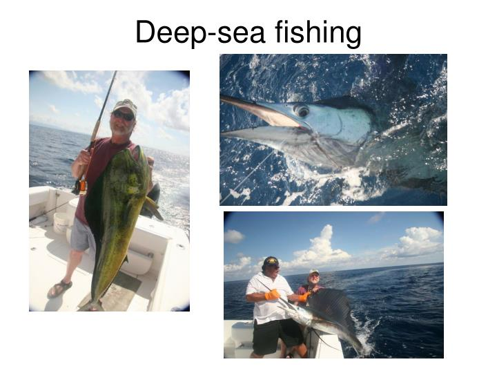 Ppt tourism powerpoint presentation id 4985 for Deep sea fishing belize