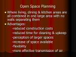 open space planning