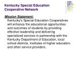 kentucky special education cooperative network19