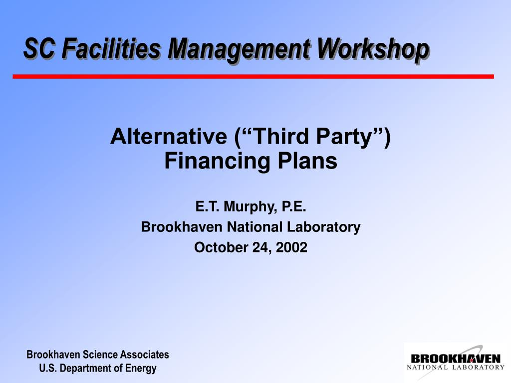 sc facilities management workshop l.