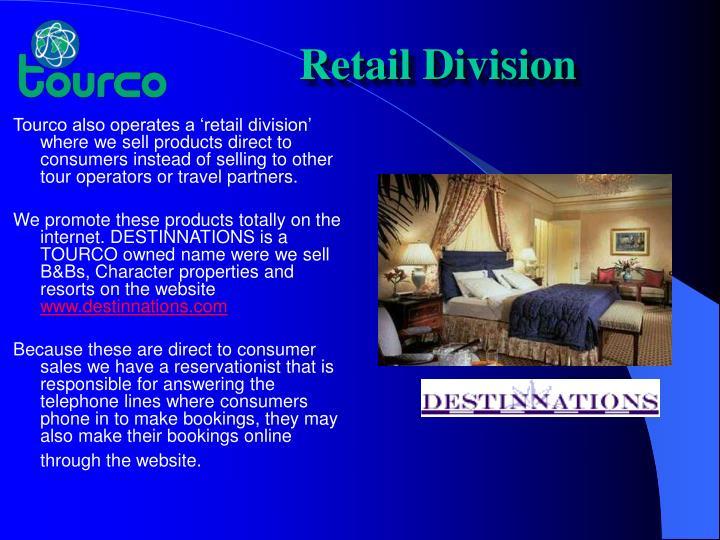 Retail Division