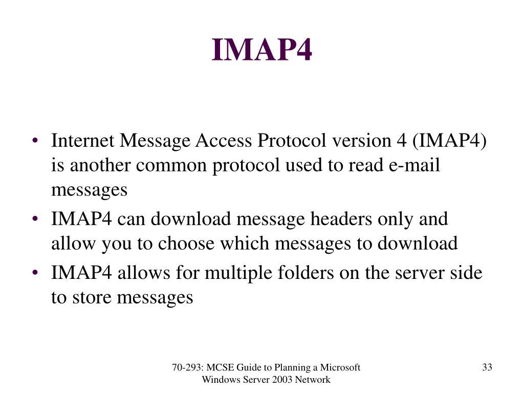 IMAP4