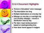 q a document highlights1