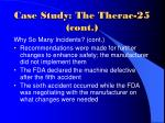 case study the therac 25 cont13