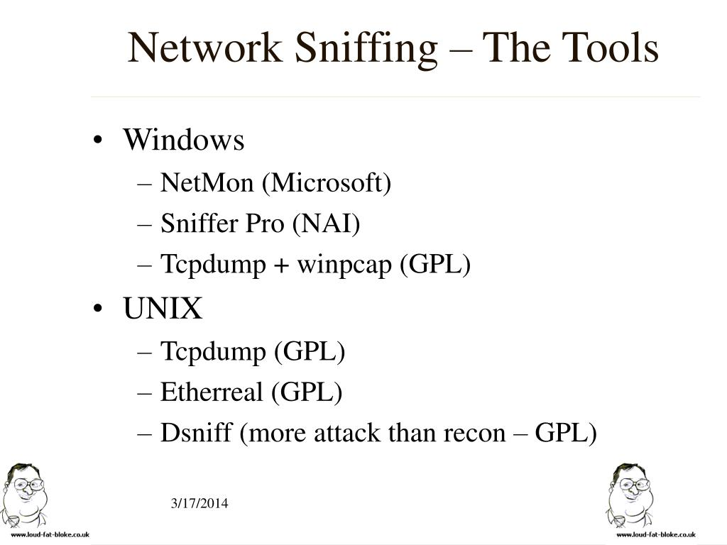PPT - Network Reconnaissance and Enumeration PowerPoint Presentation