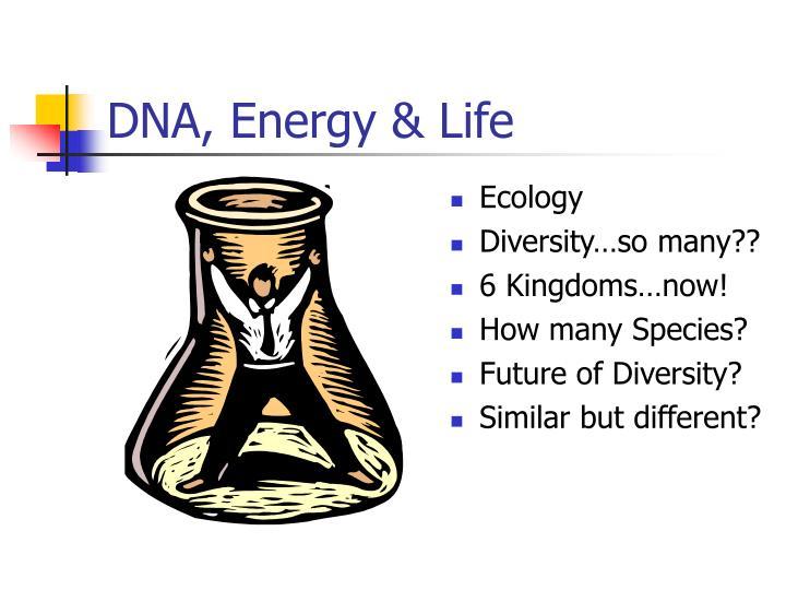 Dna energy life3