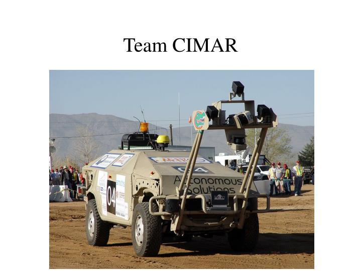Team CIMAR