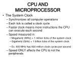 cpu and microprocessor14