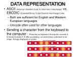 data representation26