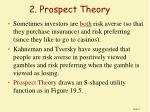 2 prospect theory