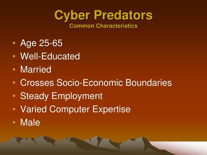 Cyber Predators