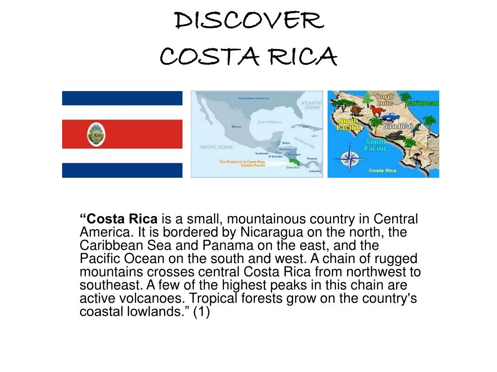 discover costa rica l.