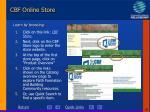 cbf online store
