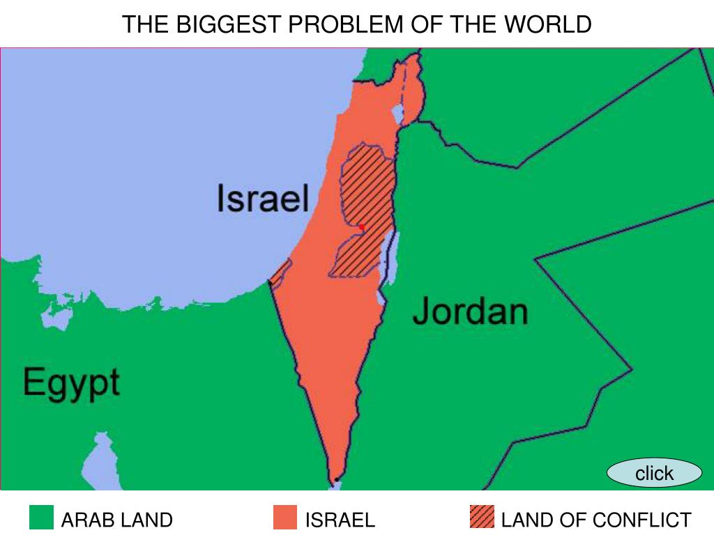 THE BIGGEST PROBLEM OF THE WORLD