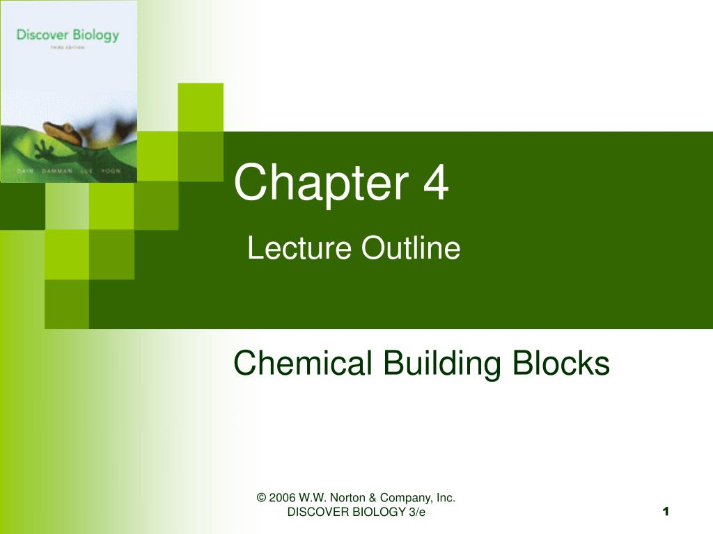 chapter 4 lecture outline l.