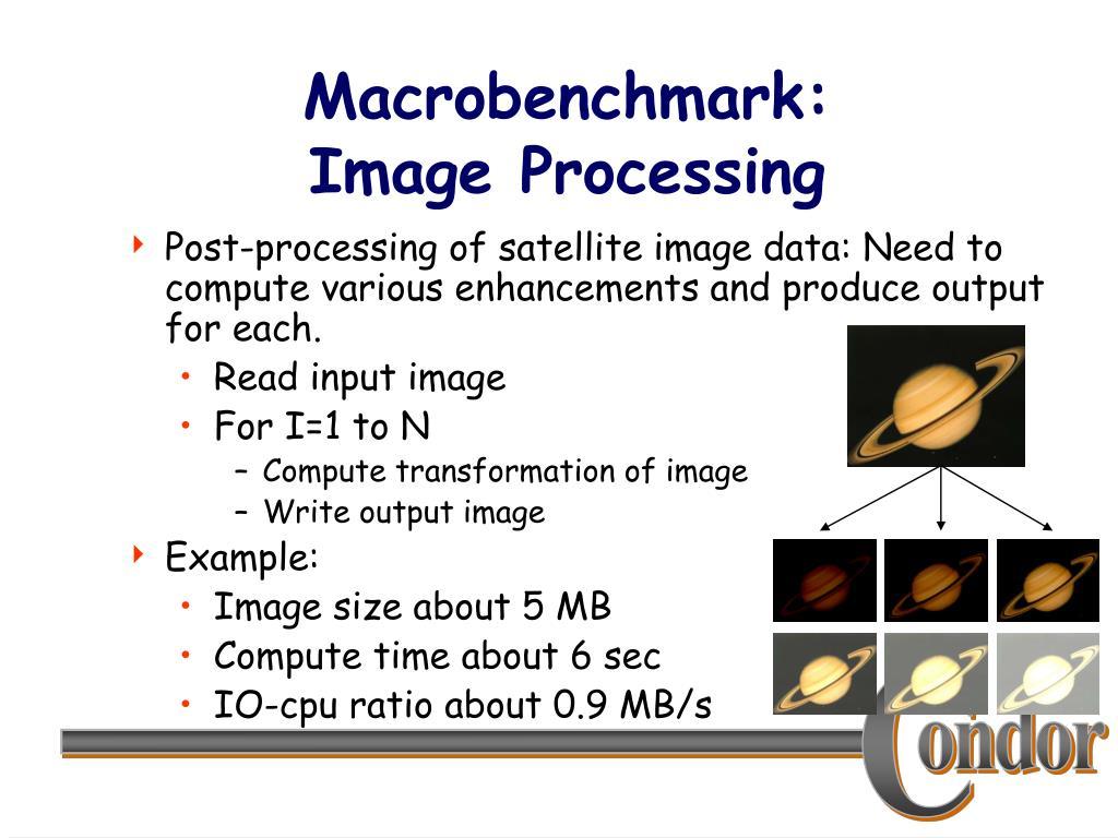 Macrobenchmark: