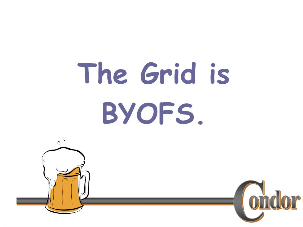 The Grid is