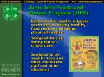 jump into foods and fitness program jiff