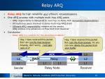 relay arq