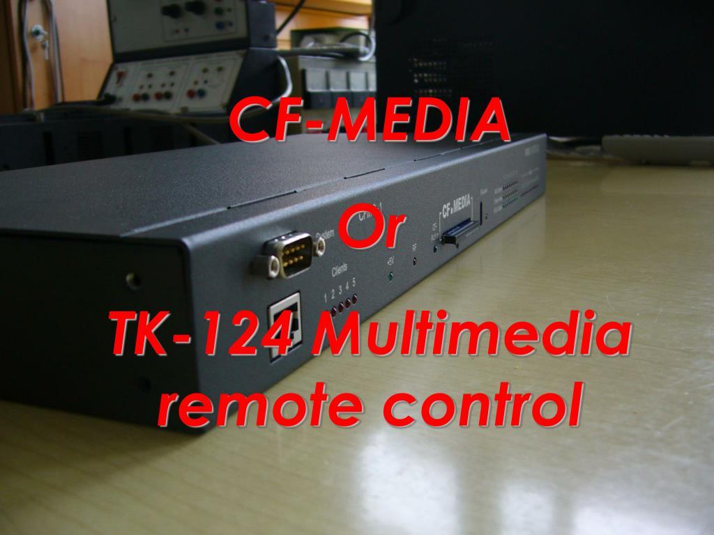 CF-MEDIA