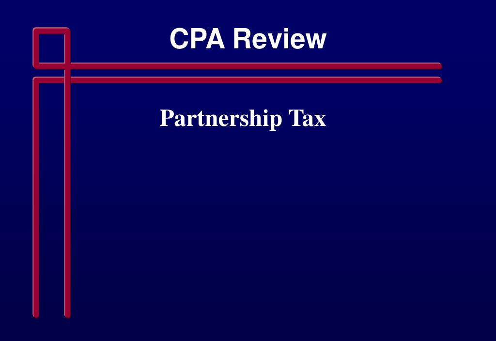 cpa review l.