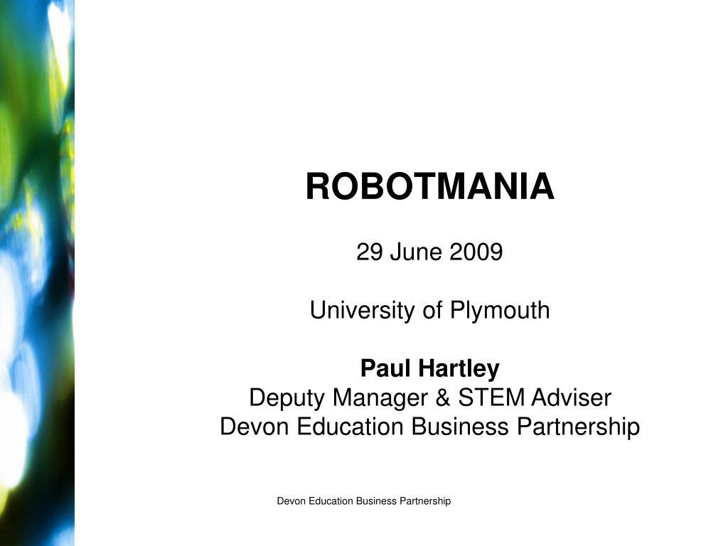 devon education business partnership l.