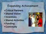 expanding achievement16
