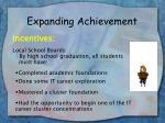 expanding achievement23