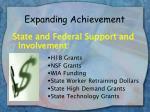 expanding achievement26