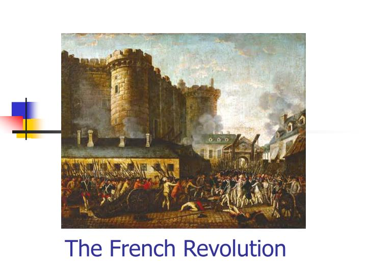 french revolution overthrows the monarch to establish first republic