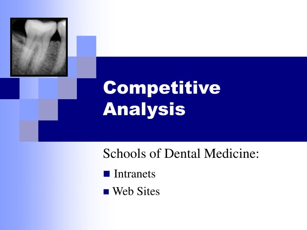 competitive analysis l.
