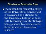 biosciences enterprise zone48