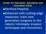 center for education simulation and innovation cesi