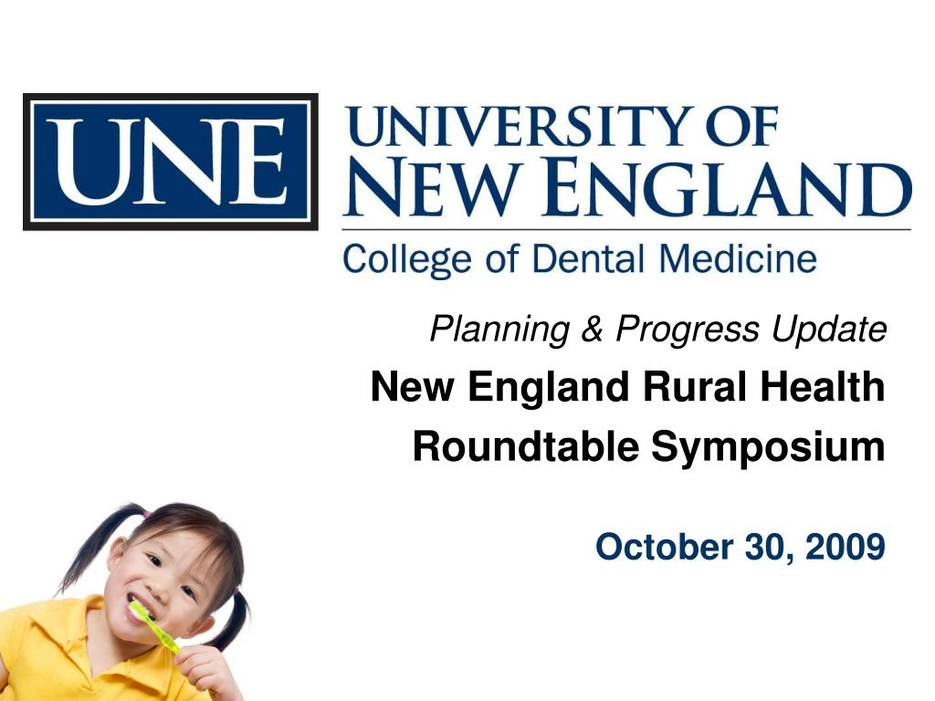 planning progress update new england rural health roundtable symposium october 30 2009 l.