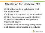 attestation for medicare ffs21